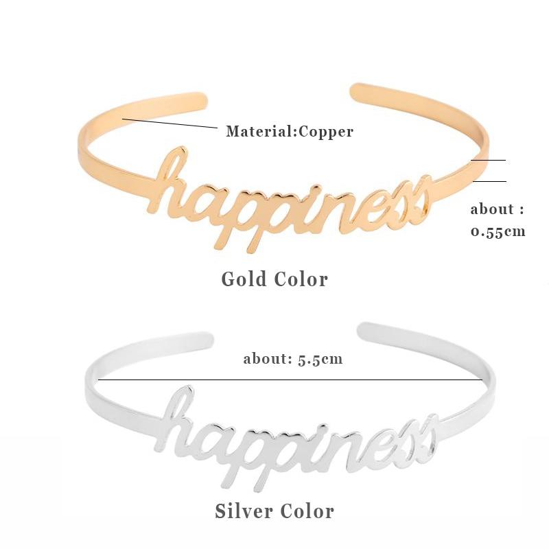 SMJEL New Fashion Love Հասարակ Երջանկություն - Նորաձև զարդեր - Լուսանկար 2