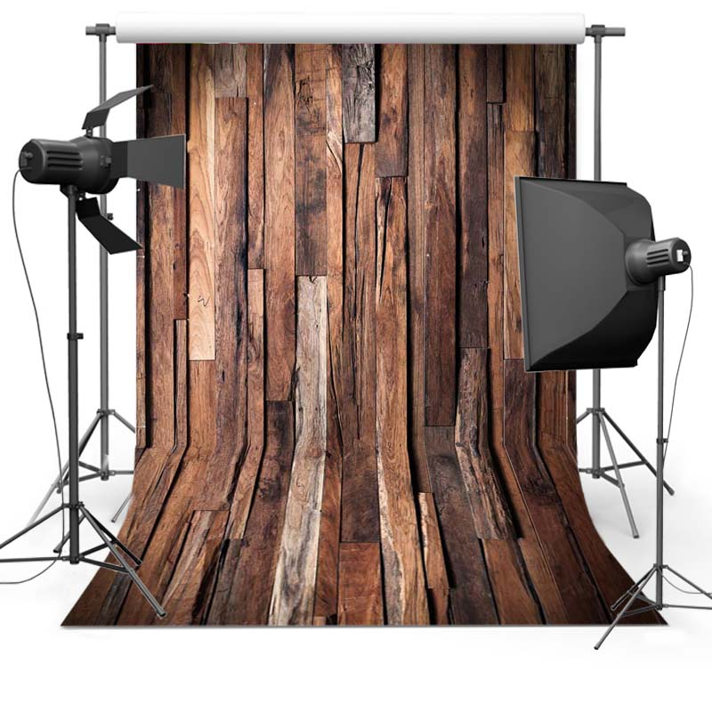 free shipping Thin vinyl cloth photography backgrounds wooden computer Printing newborn backdrops for photo studio Floor-575 photo vinyl backdrop top promotion studio photography backgrounds 6 5ftx10ft 2x3m computer paint foldable free shipping