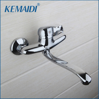 Solid Brass Basin Faucet Hot Cold Water Tap Single Handle Wash Chrome Finish Bathroom Kitchen Sink