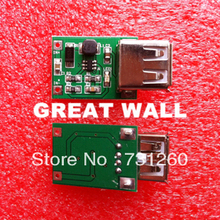 5PCS/LOT DC 3V to 5V USB Output charger step up Power Module Mini DC-DC Boost Converter