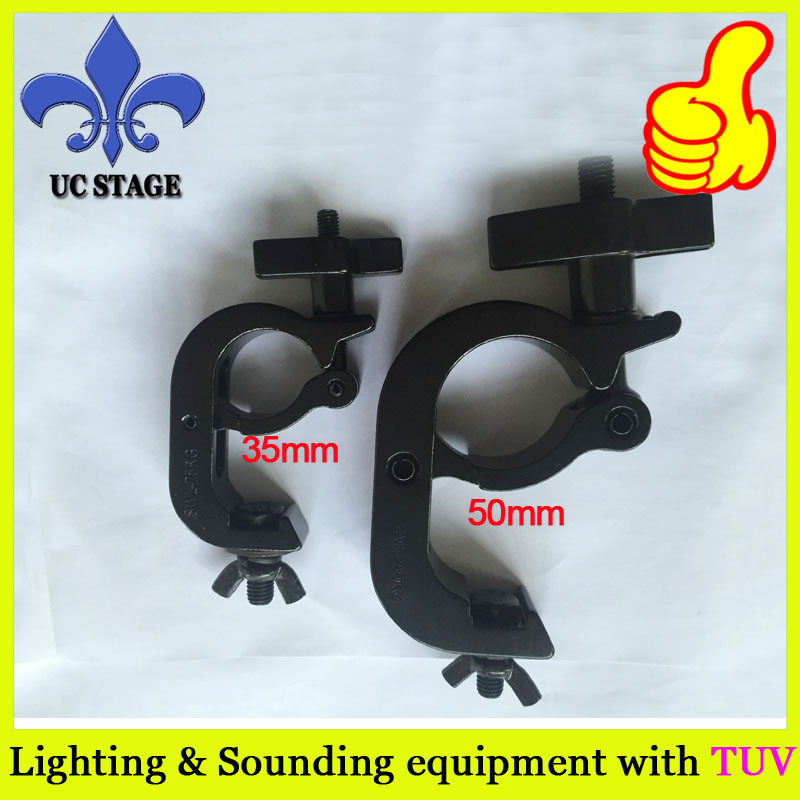 10pcs 35mm stage light clamp for dj sound