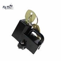 22mm 7/8 Universal Motorcycle Helmet Lock Key Anti thief Security For Motorcycles Motorbike ATV Street Sport Bike