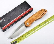 Sharp Small Pocket Knife Camping Folding Knife 8Cr13MoV Hunting Survival Knives Full Blade/Half Sawtooth 1586#