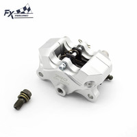 32mm CNC Motorcycle Rear Brake Caliper 85mm Location Aluminum For Honda Yahama Kawasaki Ducati Suzuki Aprilia KTM Triumph BMW