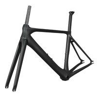 Hot selling fixed gear FM269 road carbon fiber cheap bike frame