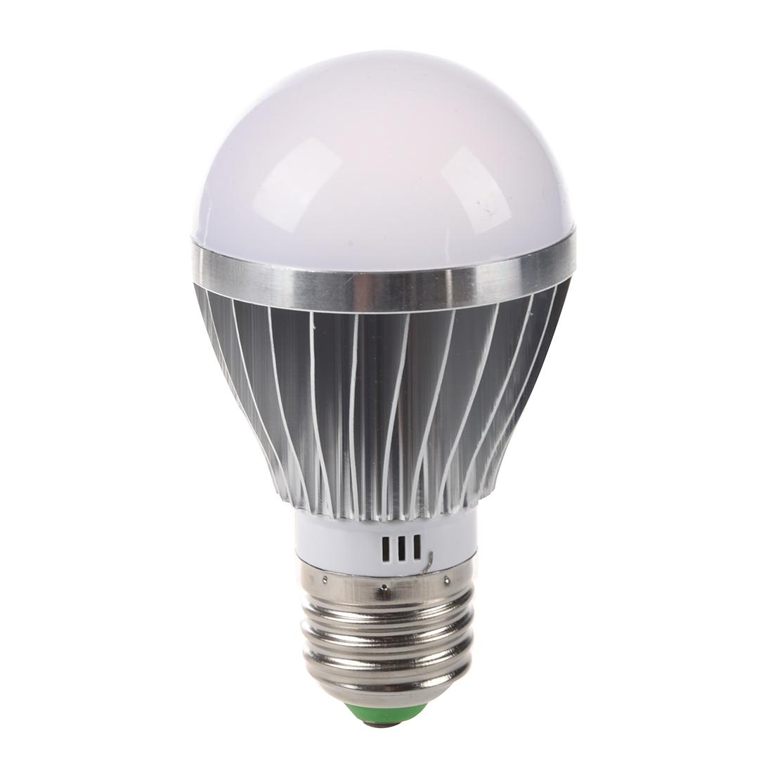 <font><b>E27</b></font> 5 Вт 12 В высокой мощности белый свет лампы