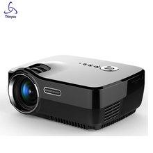 Thinyou Mini LED Portable Projector 800x480pixels 800 Lumens Multimedia Home Cinema HDMI/USB/SD/AV/3.5mm  Projector