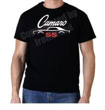 a37b5ea76 2018 New Men'S Fashion Tees Short 1967 1968 1969 Camaro T-Shirt Ss Rs  Classic