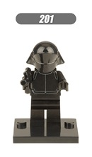 No.201 TIE Fighter crew star wars Individual minifigure super hero compatible With Legoe single sell