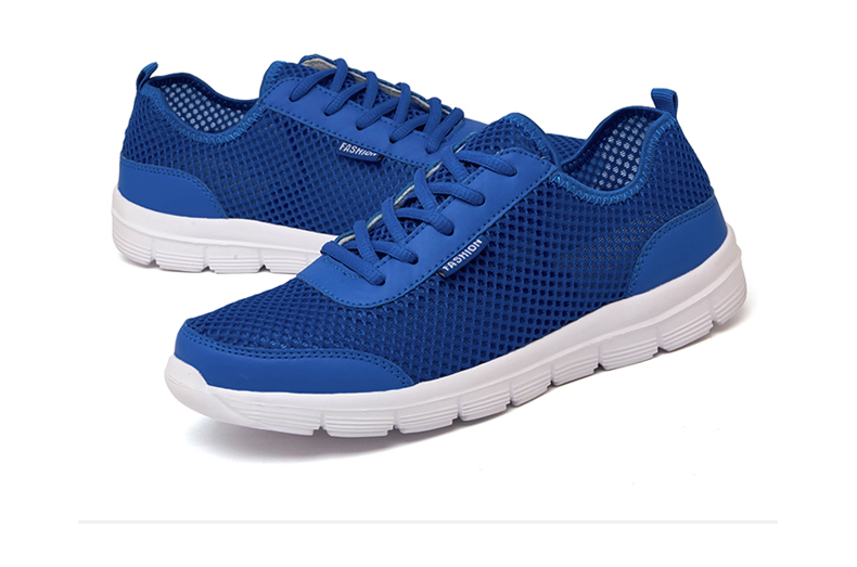 HTB1euJdXH5YBuNjSspoq6zeNFXa6 - OZERSK New Arrival Summer Casual Shoes For Men Fashion Breathable Mesh Lace up Men Flats Sneakers Jogging Shoes Plus Size 39-48