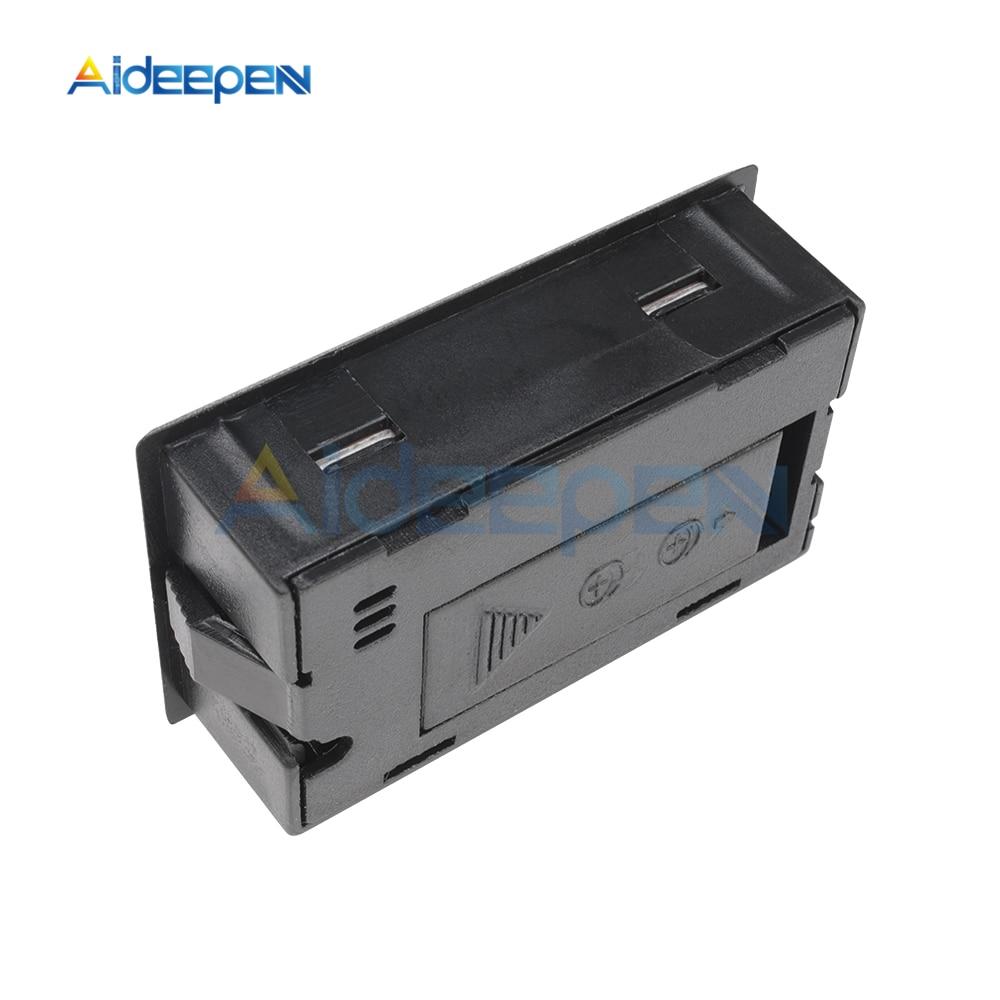 LCD Digital Thermometer Hygrometer for Freezer Refrigerator Fridge Temperature Sensor Humidity Meter Gauge Instruments Cable 18