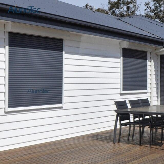 Online Shop Insulated Roller Shutter Aluminium For Garage Door Or
