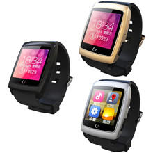 New Arrival Original Uwatch U18 Bluetooth Smart Watch Wristwatch for Android Phone With GPS Wearable Smartwatch