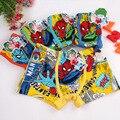 Frete grátis! spiderman menino calcinha underwear cuecas calcinhas underwear crianças menino das crianças para o menino roupas boxer