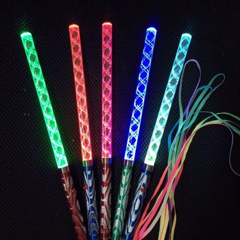 36PCS glow sticks 26cm led toys Led Stick Party Festival Decoration Gift Luminous fluorescent sticks Flashing toy Christmas