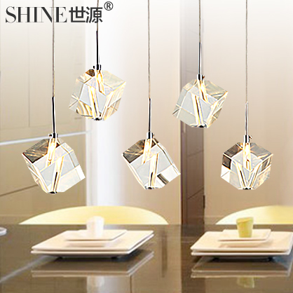 The process simple and modern fashion pendant lamp, desk lamp five restaurant head lamps PL7245 process oriented performance evaluation concepts and methodology