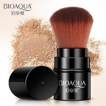 BIOAQUA Telescopic Brush Powder Brush Makeup Tool Portable With Makeup Brush Mini Foundation Blush Beauty Brush Cosmetic
