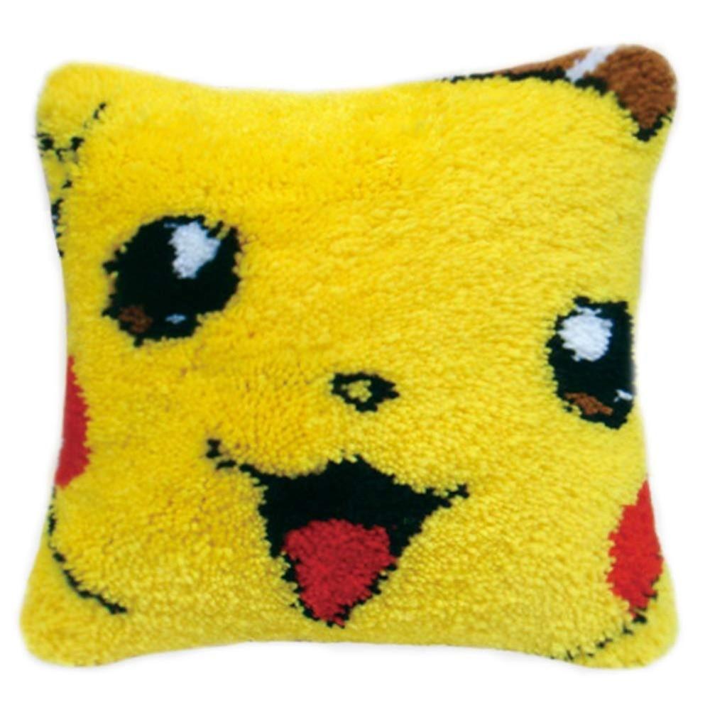 Diy Latch Hook Kits Rug Pillowcase