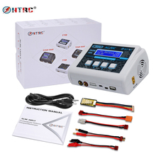 Hot Sale HTRC C150 AC DC 150W 10A font b RC b font Balance Charger Discharger