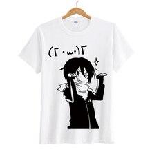 Anime Noragami Yato Short Sleeve T shirts Cosplay Costumes M