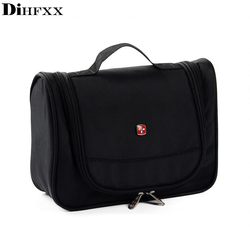 DIHFXX Fashion Oxford Cloth Organizer Waterproof Cosmetics Bag Pendant Travel Toiletry Bag Men And Women Makeup Bath Bag DX-27