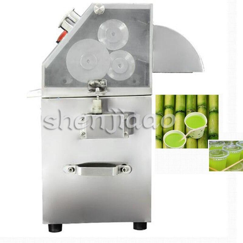 QJH L100A presse agrumes à 3 rouleaux, presse agrumes à canne à sucre, extracteur de canne à sucre, presse agrumes à canne à sucre 1pc