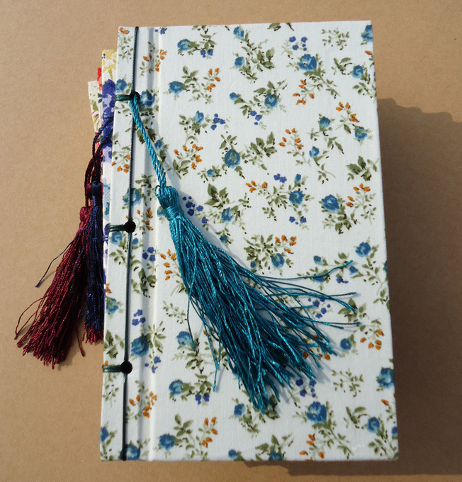 Handmade Book Cover Material ~ Hot good quality vintage printing flowes handmade cotton