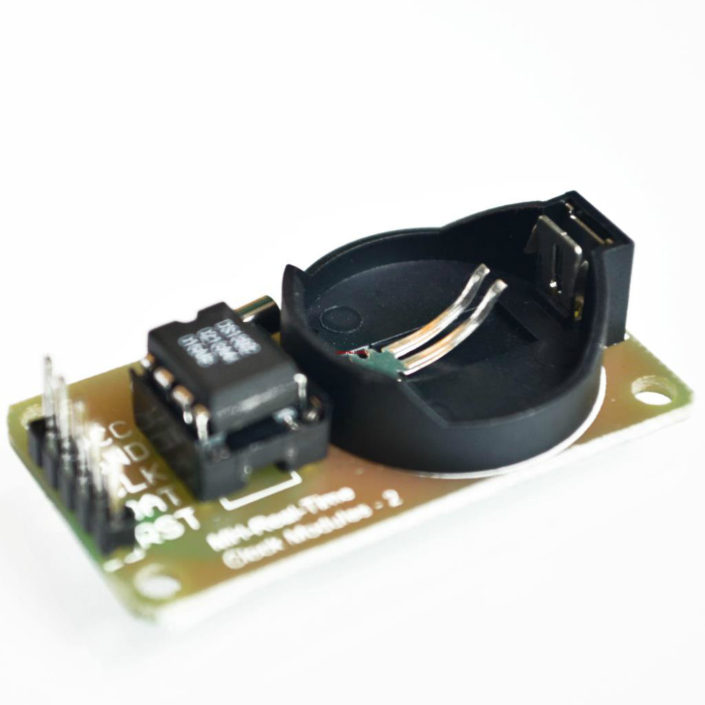 DS1302 <font><b>Real</b></font> Time Clock Module ohne CR2032 Taste Batterie 31x8 RAM image