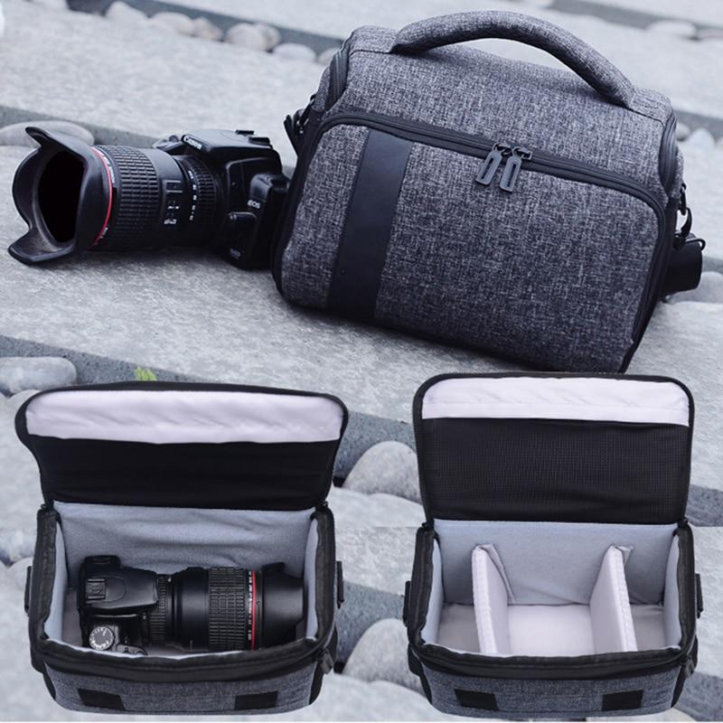 Camera Bag Case For Nikon D7500 D7200 D7000 D7100 D5600 D5500 D5300 D3400 D3300 D3200 D3100 D5000 D5100 D5200 D90 D80 D40 D810 tokina 11 16mm f 2 8 at x 11 16 pro dx ii lens for nikon d3200 d3300 d3400 d5200 d5300 d5500 d5600 d7100 d7200 d90 d500
