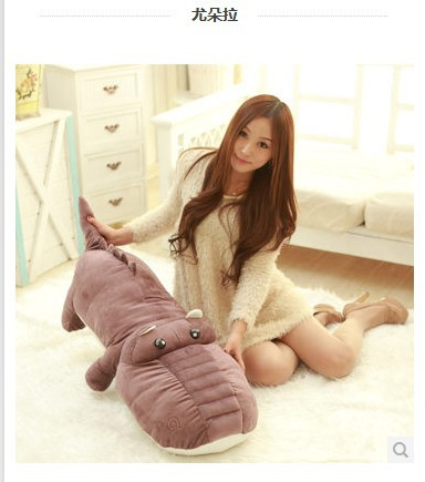 Stuffed animal crocodile dark purple color crocodile plush toy about 160cm doll huge 63 inch  toy throw pillow  cushion toy t714 lovely panda in pink dress big 90cm plush toy panda doll soft throw pillow proposal birthday gift x030