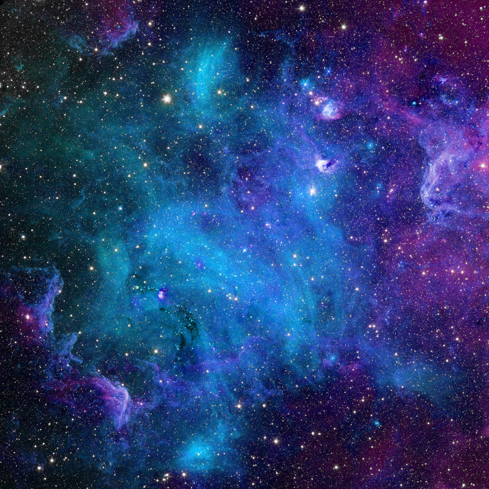 Galaxy Stars Space Photo Background Photography Backdrop Quality Vinylin Background from