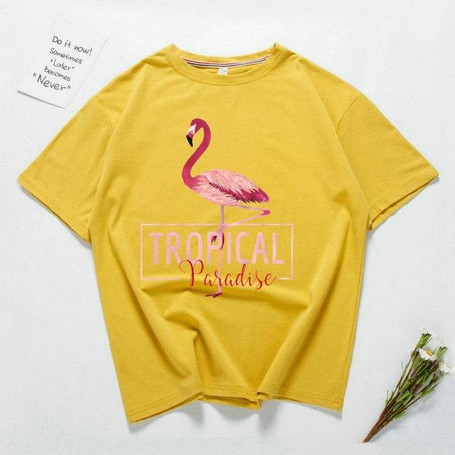 Kawaii Short Sleeved Cotton T-Shirt