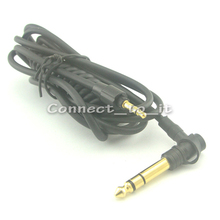 1 5M 3 5mm Stereo Male to 3 5mm 3 Pole Plug Right Angle 3 5mm