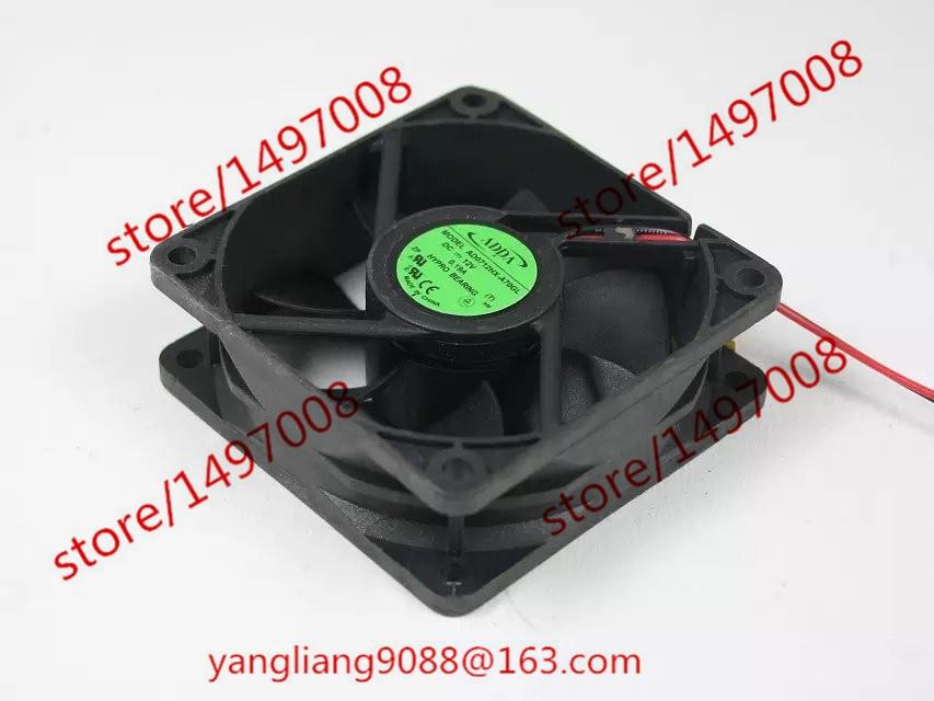 ADDA AD0712HX-A70GL DC 12V 0.19A 60x60x15mm Server Cooler Ventilátor