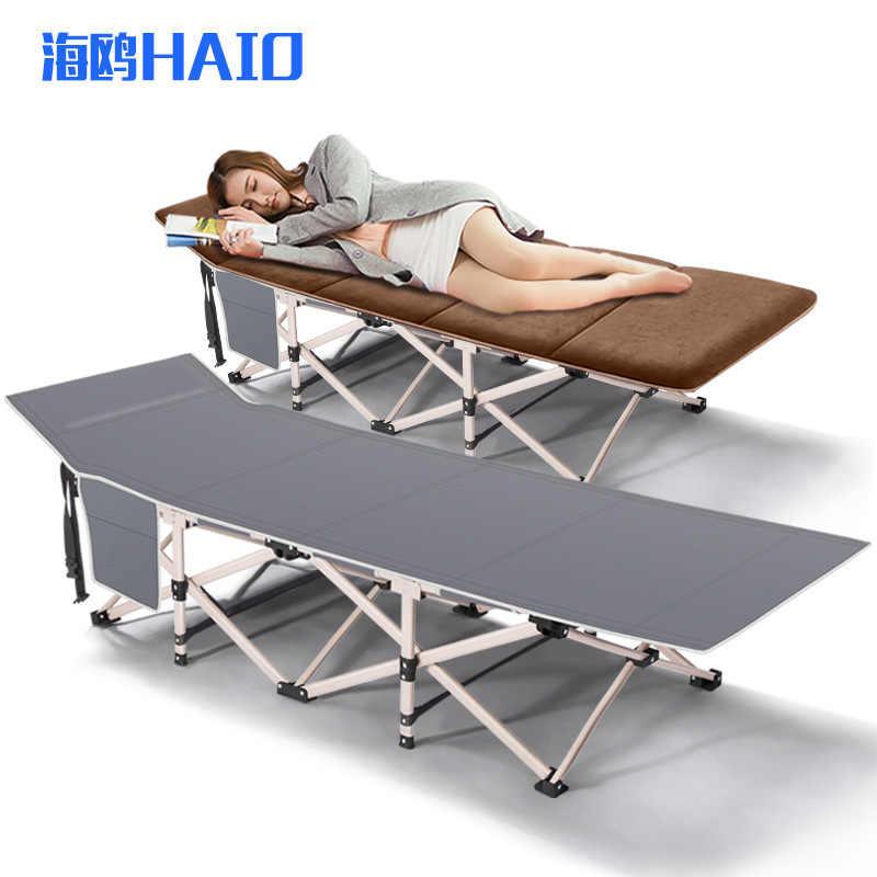 Портативные легкие складные кровати с регулируемым подголовником и дышащей поверхностью материал для наружного кемпинга и дома/офиса Nap