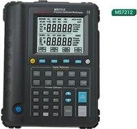 MASTECH MS7212 многофункциональный калибратор/коррекции Напряжение и частота тока/RS232/USB сигнала gen