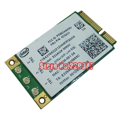 INTEL WIMAX 5350 DOWNLOAD DRIVERS