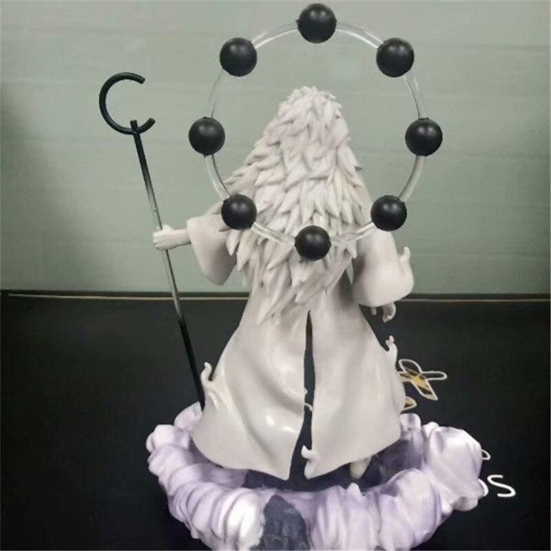 novo anime gk uchiha madara figuras de acao modelo brinquedos 28 cm 02
