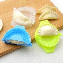 Hand Pinch Dumplings Folder China Dumpling Maker Dough Press Pie Ravioli Mould