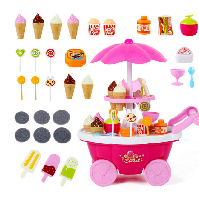Juguetes Para Bebes Simulacion Helado Juguetes Set Mini Caramelo