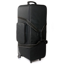 Adearstudio Photographic equipment studio flash camera accessories cc04 trolley luggage bag carry light  camera bag insert CD50