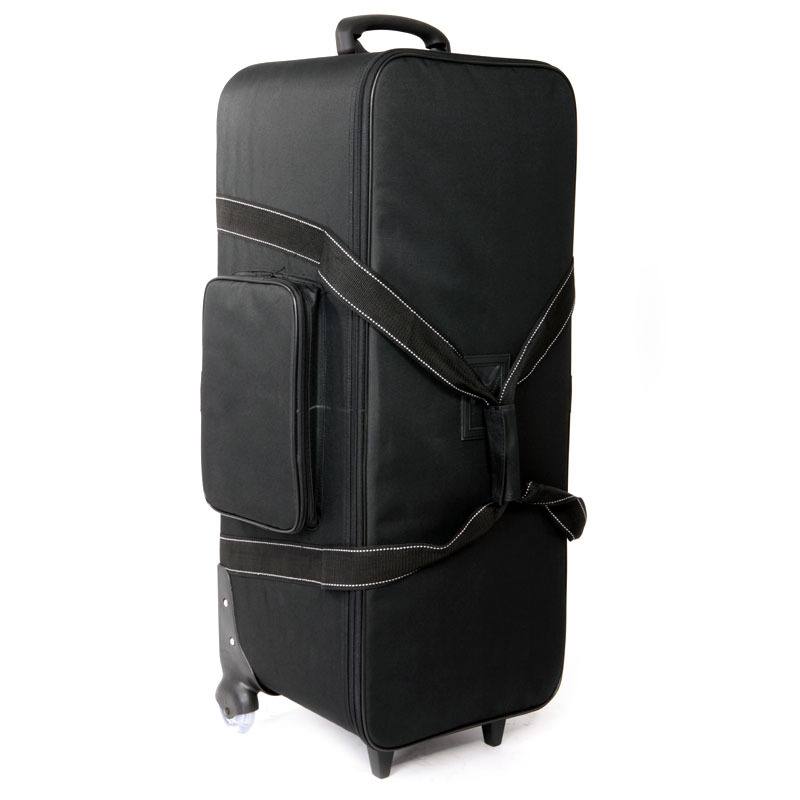 Adearstudio attrezzature Fotografiche flash da studio camera accessori cc04 trolley da viaggio borsa da trasporto leggero camera bag inserisci CD50