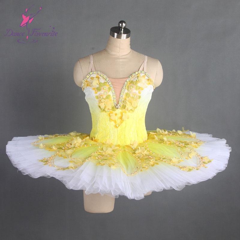 Princess Aurora professional ballet tutu girl and women stage performance ballet costume tutu ballerina danece tutu