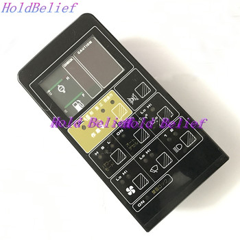 7824-72-7100 Excavator Monitor Display Panel for Komatsu PC200-5 PC200LC-5 PC220-5 PC220LC-5 Free Shipping