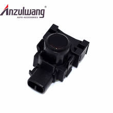 2pcs 89341 53030 C0 89341 53030 Ultrasonic Parking Sensor For Toyota GSE30 Black Color
