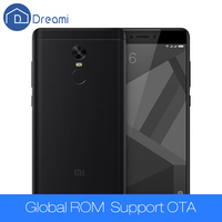 Dreami Original Xiaomi Redmi Note 4X 3GB 32GB Snapdragon 625 Octa Core 5.5 Inch Note4 X Mobile Phone 4100mAh Cellphone 13MP