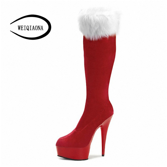Sexy christmas boots