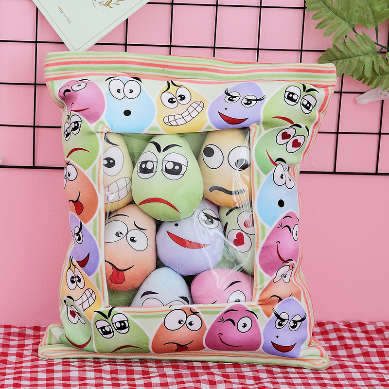 Toys & Hobbies Plush Pillow Toy Home Decoration Mushroom Doll Pillow Funny Classmate Birthday Boys Girl Gift Nordic Toy Car Room Bolster Birth 100% Original