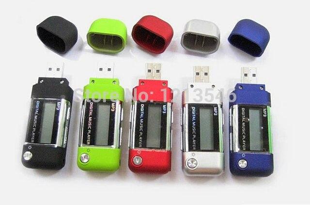 8GB MP3 USB lecteur de musique enregistreur vocal Radio FM noir livraison gratuite