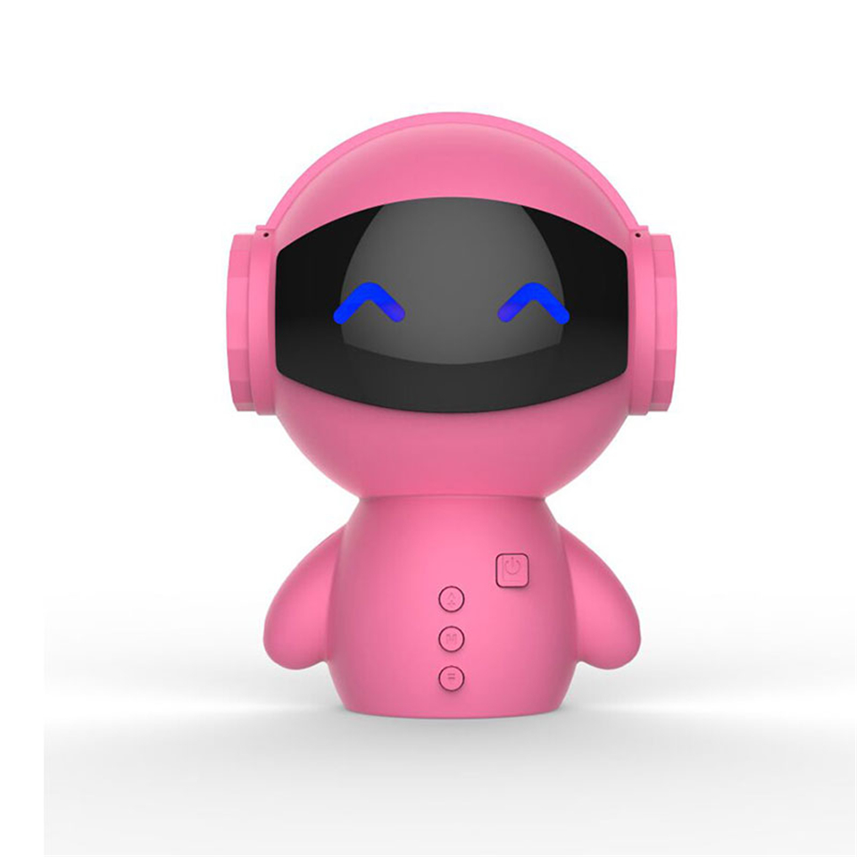 Intelligent-Mini-Robot-Bluetooth-BT-Speaker-Smart-robot-Cute-Portable-BT-speaker-with-CSR3-Bass-TF(2)